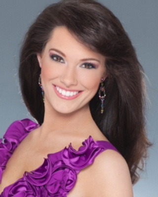 She is the first Georgia's Outstanding Teen to become Miss Georgia, ...