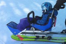 Oatie Skiing