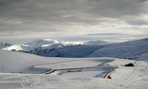 Grandvalira Andorra Europe