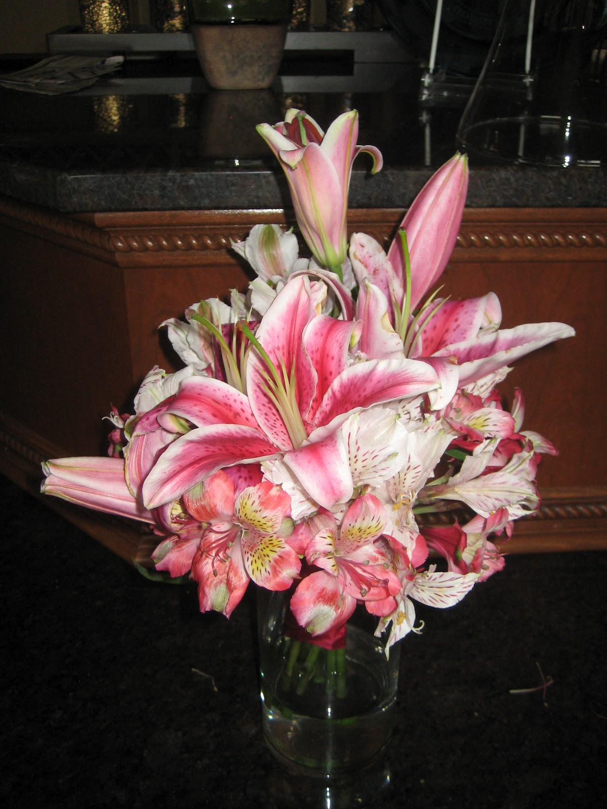 Alive and Livin\': Wedding Flowers