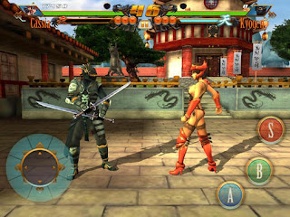Screenshots of the Bladelords: Fighting revolution for Android tablet, phone.
