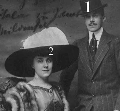 Viktor et Gisela zu Wied