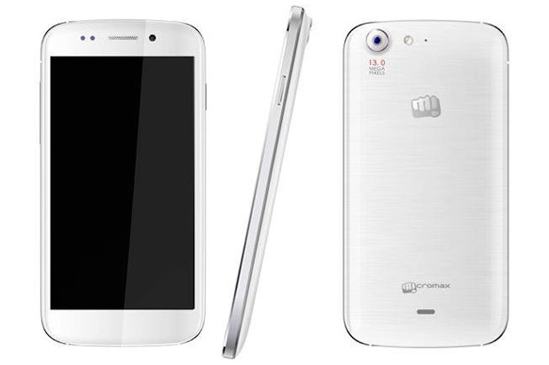 Micromax Canvas 4 smartphone price