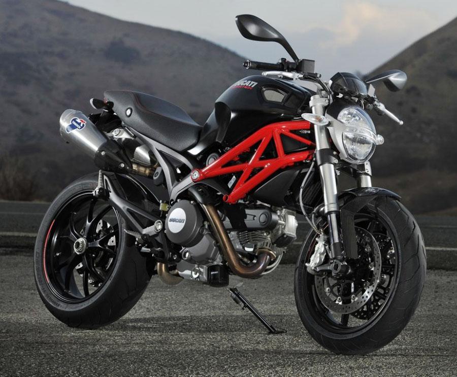 2012 Ducati Monster 796 Review