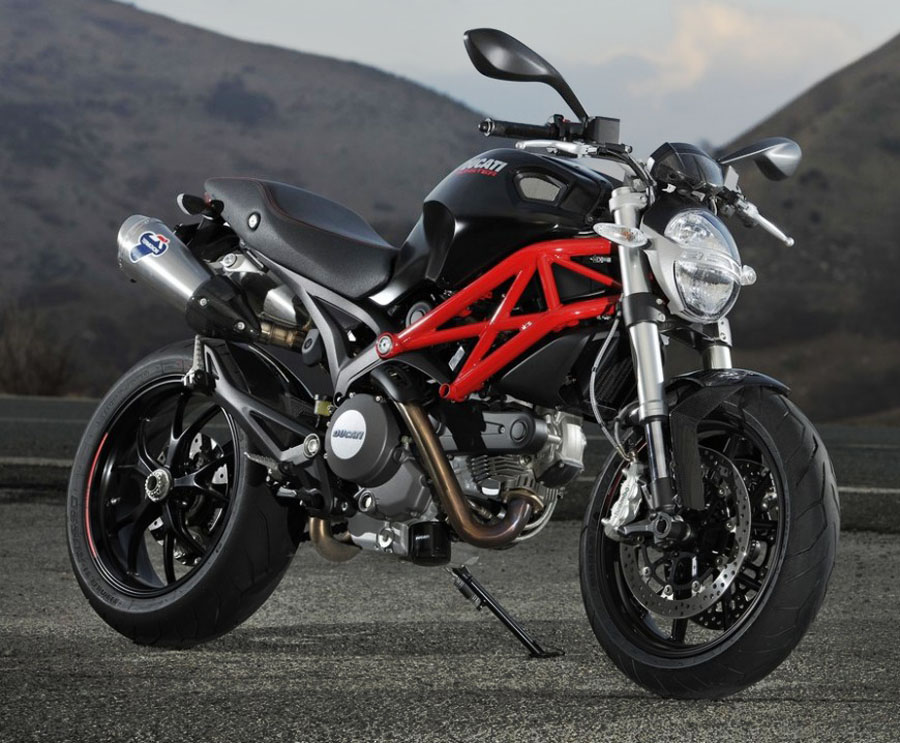 2012 Ducati Monster 796 Review | Motorcycles Specification