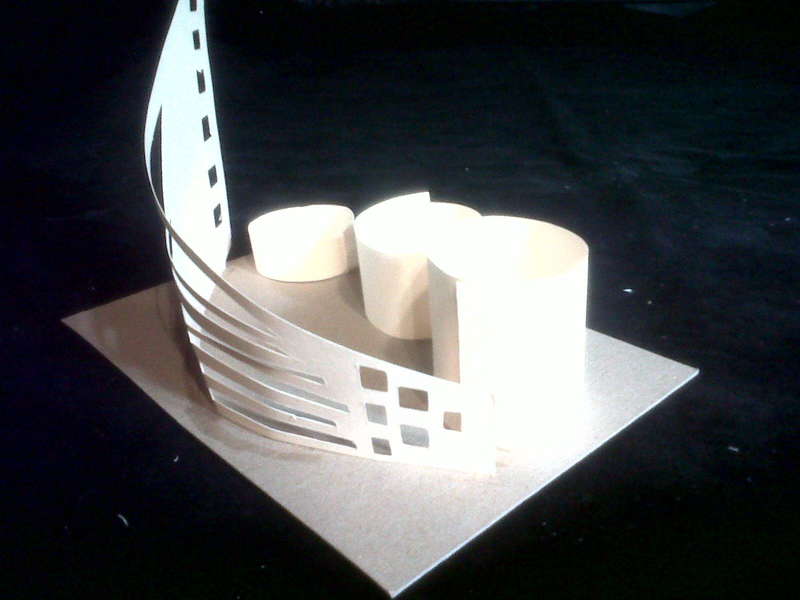 Architecture conceptual models for Architectural concept models