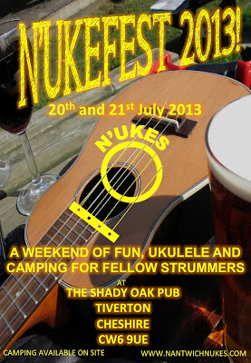 n'ukefest 2013 ukulele gathering