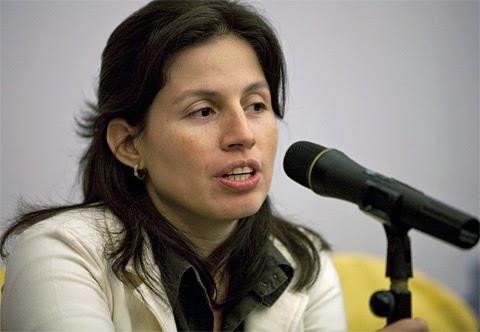 Martha Fierro, nueva vicepresidenta de la FIDE