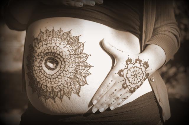 Pregnant Tattoos
