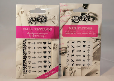 Nail Art Nail Tattoos / Stickers