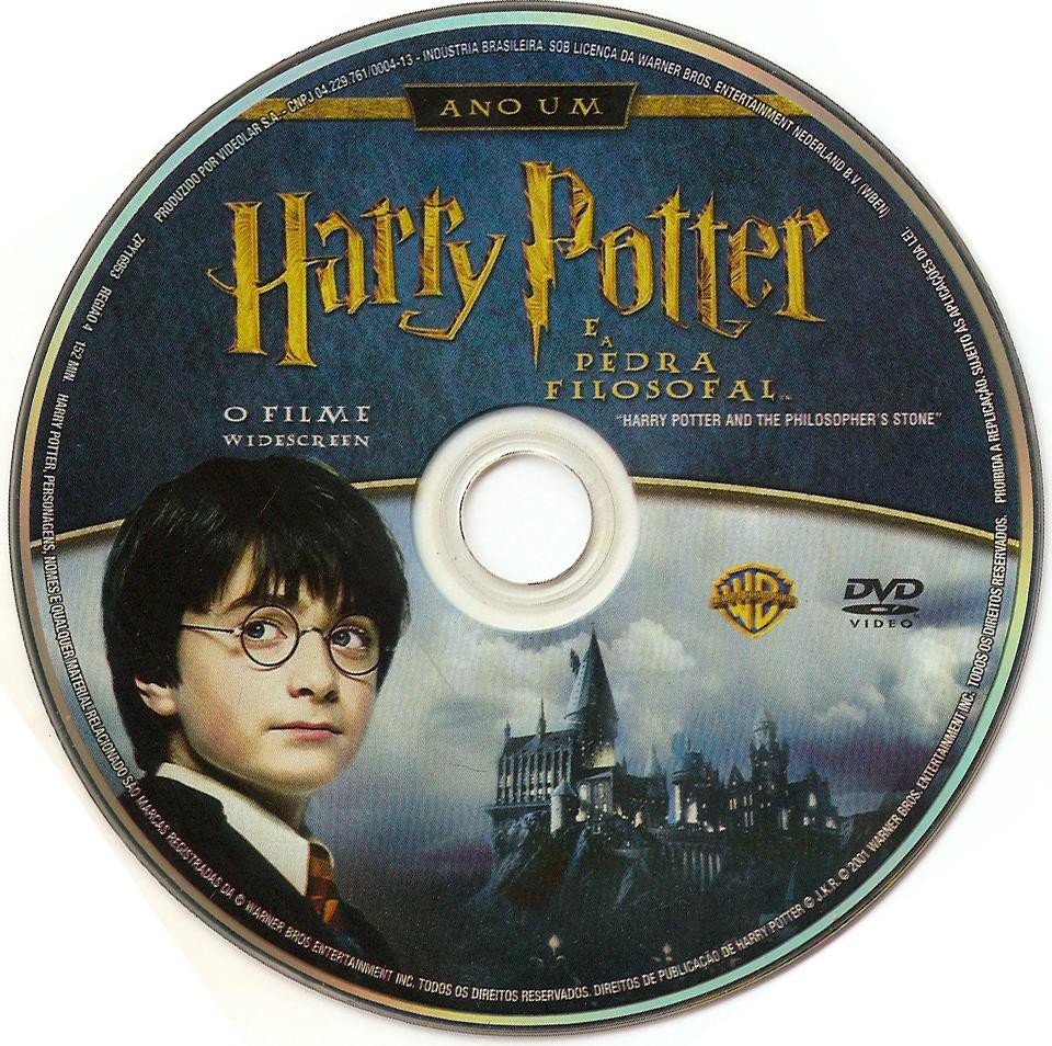 Harry Potter É A Pedra Filosofal with fã clube harry potter: capas de dvds harry potter - o enigma do
