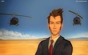 Phim Bác Sĩ Vô Danh -Doctor Who Dreamland
