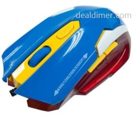 Dragon War Laser Gaming Mouse ELE-G11