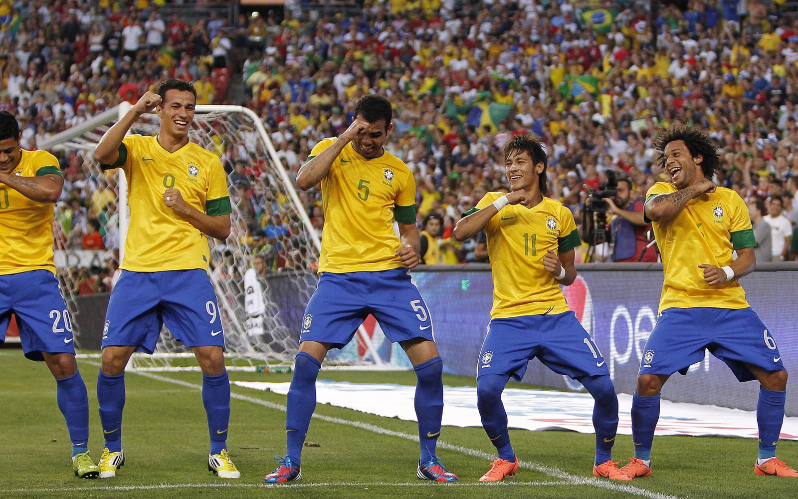 the brazil national football team represents brazil in international