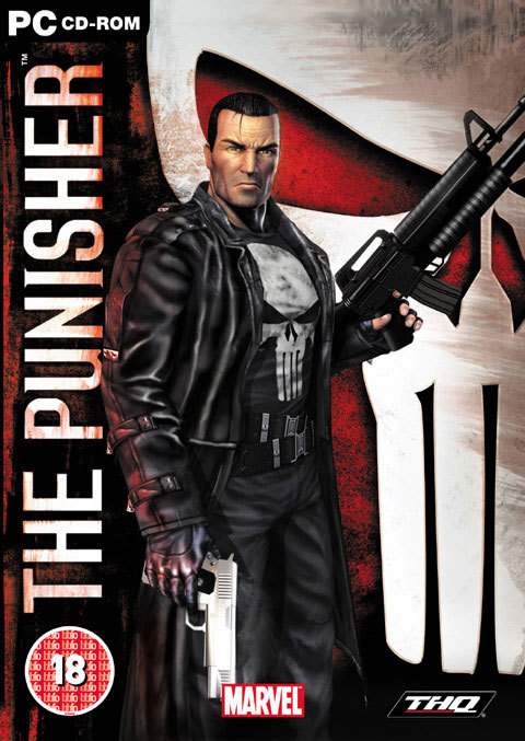 The Punisher PC Full [Español] DVD5 [Pocos Recursos] ISO Descargar