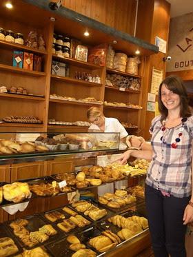 pastelería de Salamanca