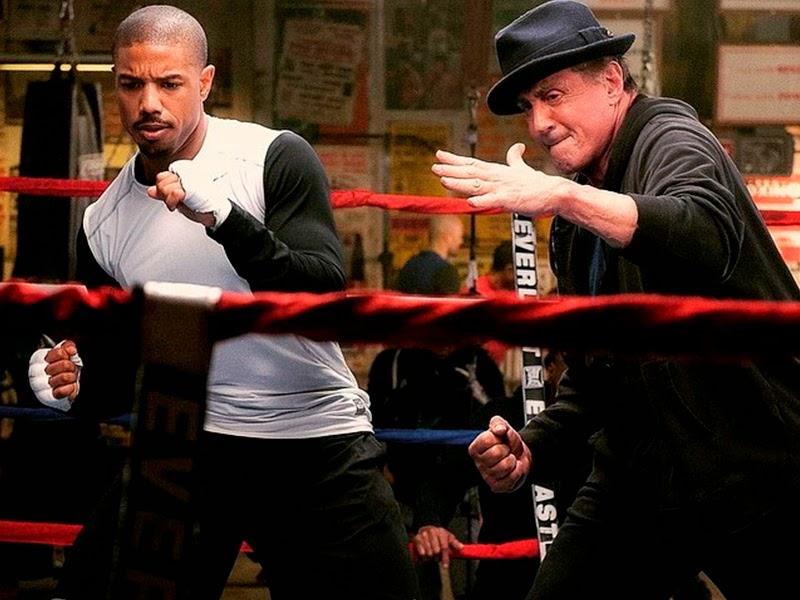 Nuevo tráiler de 'Creed' con Sylvester Stallone regresando como Rocky