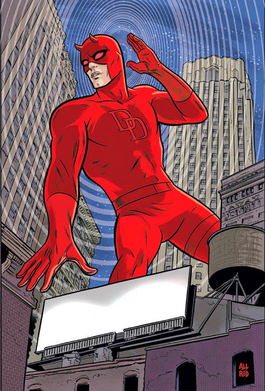 Daredevil Devil tutti i costumi e le versioni alternative