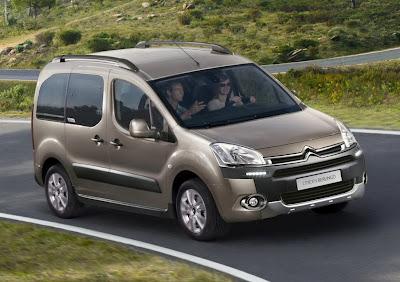 Citroën Berlingo 2012 llantas
