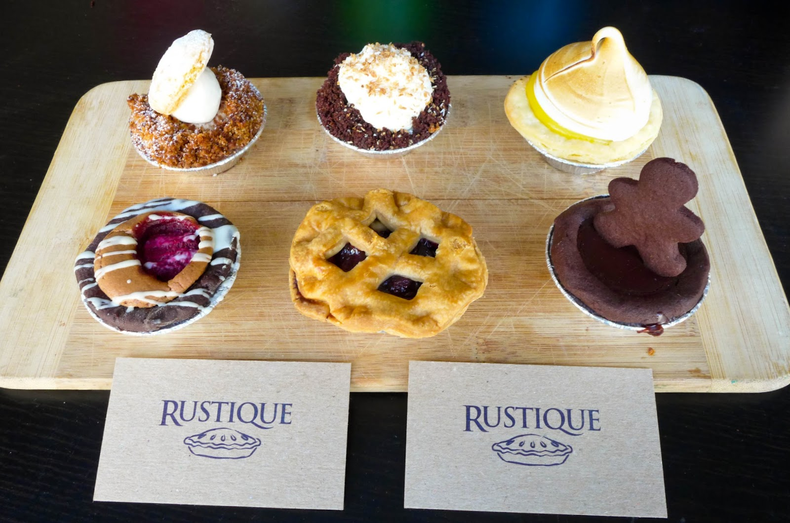 Pastry Montreal - Rustique Pie Kitchen