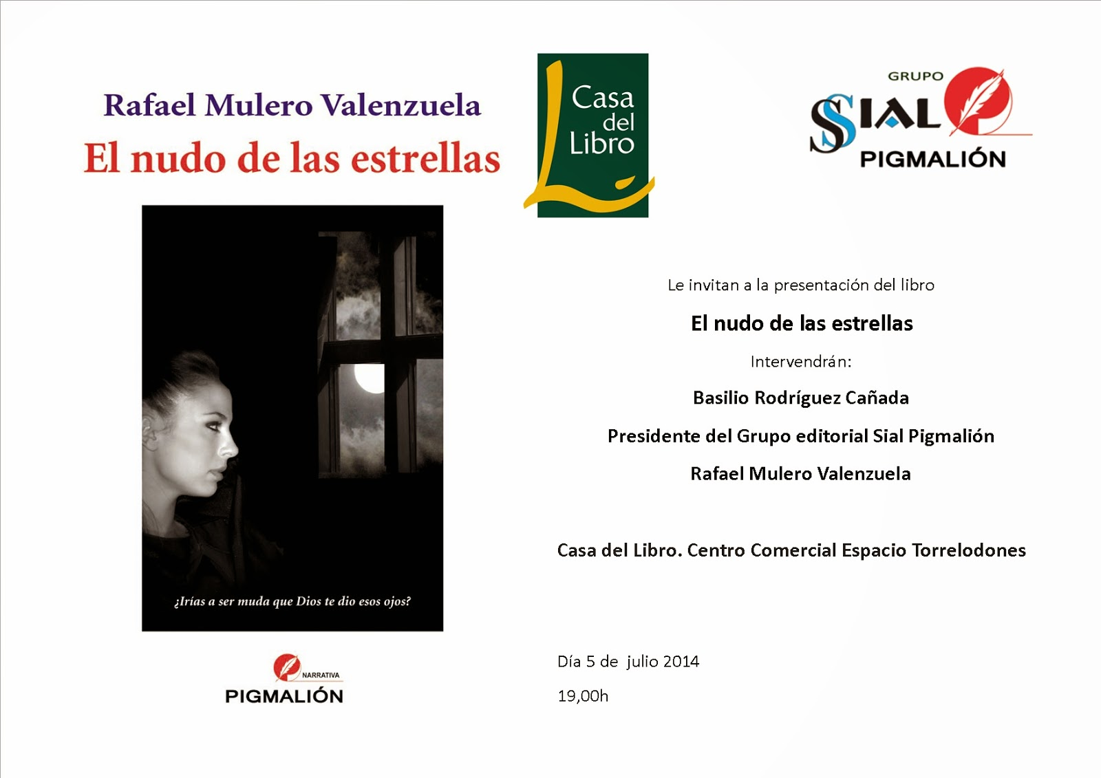 Rafael mulero valenzuela - La casa del libro torrelodones ...