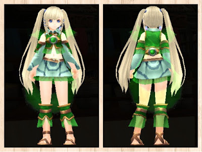 水纏の衣 緑1
