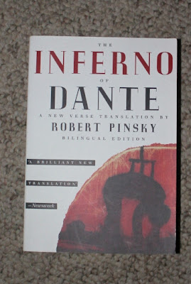 the inferno of dante a brilliant new translation by robert pinsky