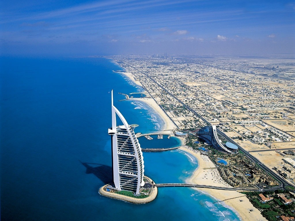 Luxurymania dubai hotel burj al arab for Nicest hotel in the world dubai