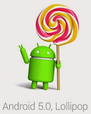 Indonesia Negara Pertama Bawa Ponsel Android Lollipop