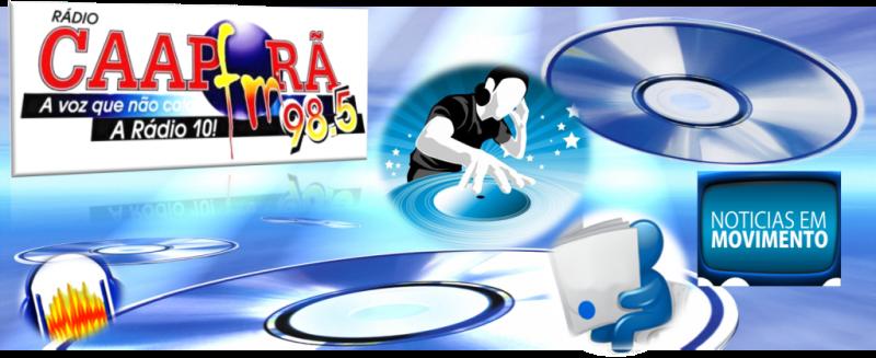 Rádio Caaporã  FM 98,5