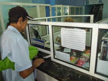 La centrohabanera unidades de correos de la capital for Oficinas de correos en malaga capital