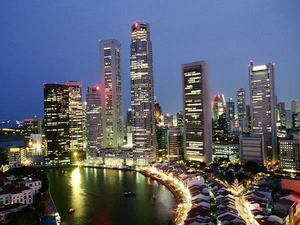 Pariwisata Singapura, Objek Wisata di Singapore