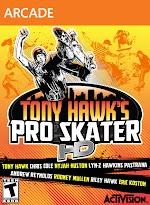 Tony hawk pro skaters