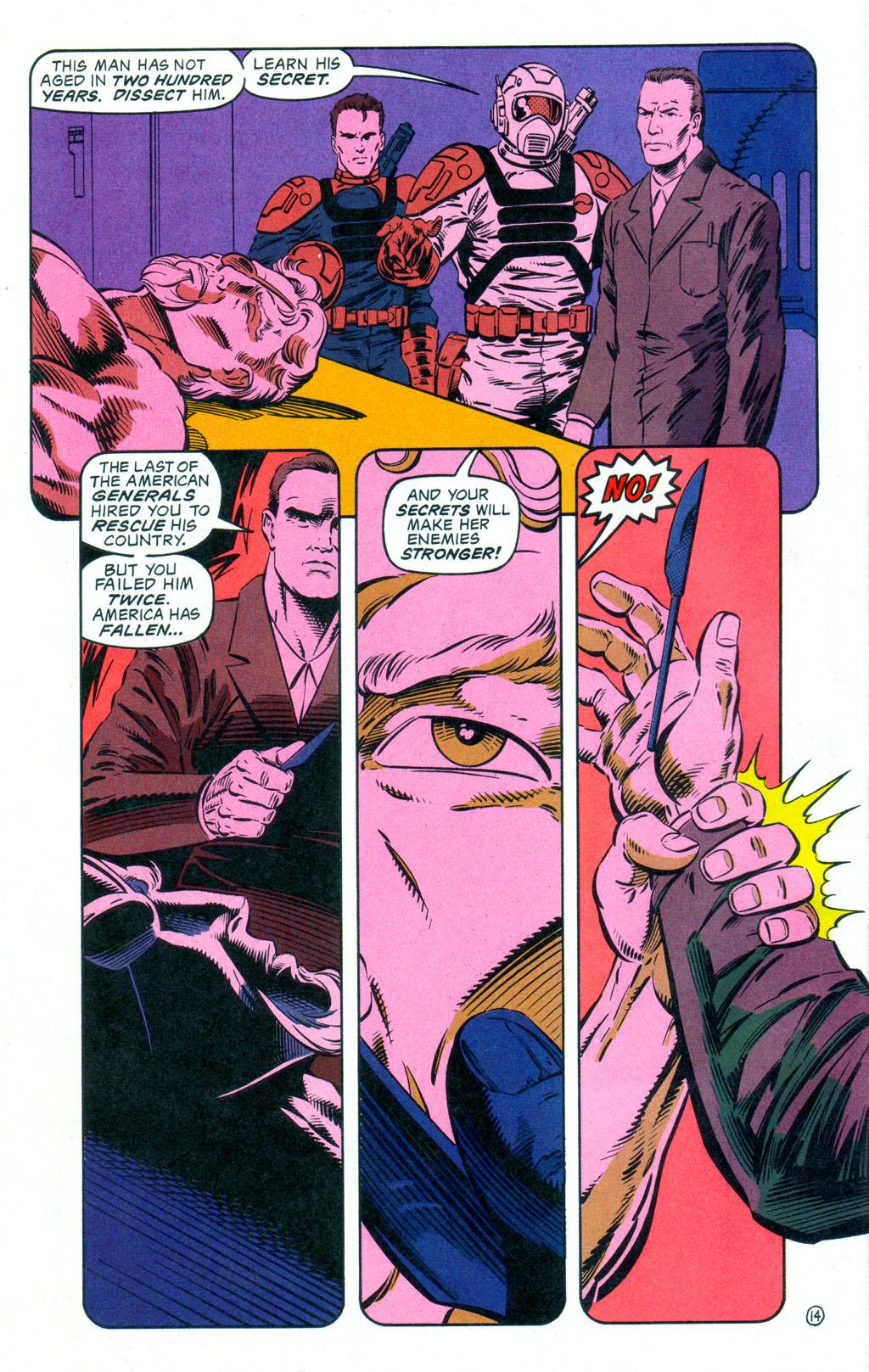 Deathstroke (1991) Annual 3 #3 - English 15