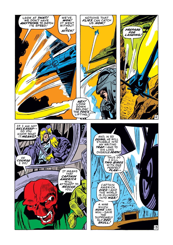 Captain America (1968) Issue #129 #43 - English 13