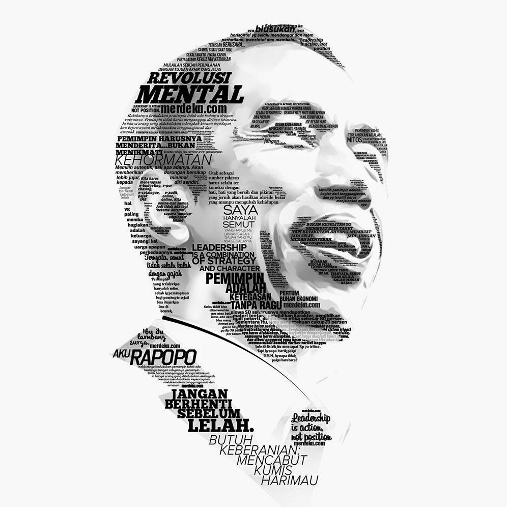 Perjalanan Karir Jokowi Menuju RI 1