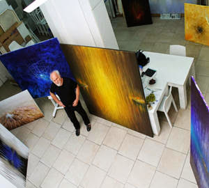 Juan Doffo. Breves pasajes de luz - Pinturas.