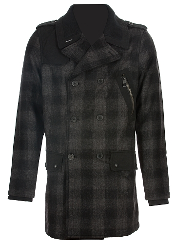 Men Peacoat Collection For Midnight