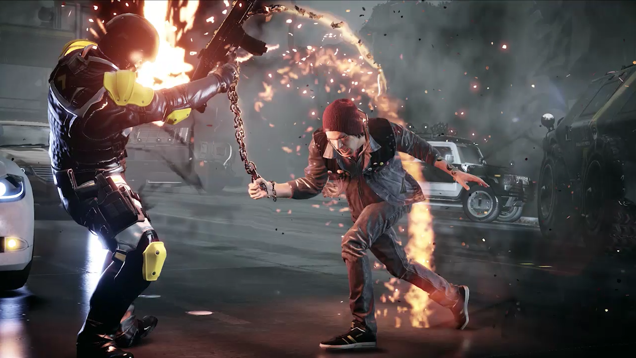 inFamous: Second Son Game Story,About our Character And Title Explained