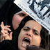 Egypt Women March, Protest Brutality Against Tahrir Woman