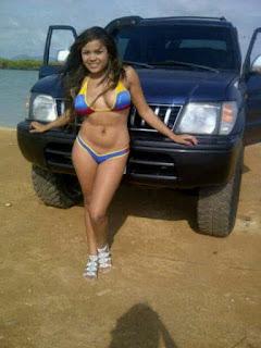 Fotos de Chicas Caraqueñas