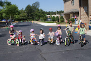Keep A Little Prayer In Your Pocket: Bike Rodeo
