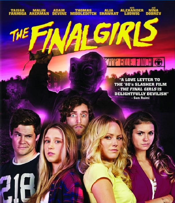 [MASTER มาใหม่] THE FINAL GIRLS (2015) หวีดทะลุจอแคมป์สยอง! [MASTER][1080P][เสียงไทยมาสเตอร์ 5.1 + ENG 5.1]