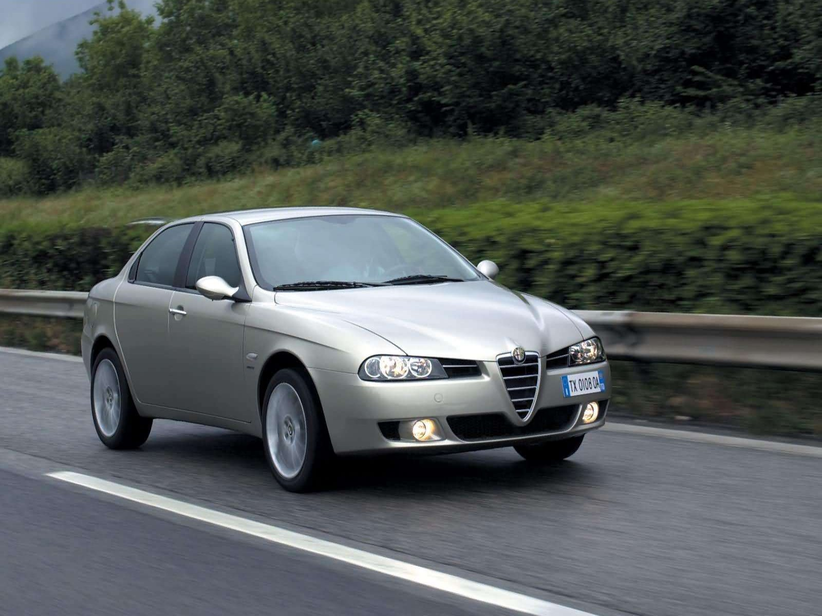 car pictures alfa romeo 156 2 4 jtd 2003