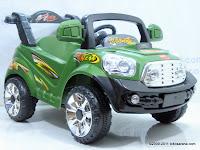 Mobil Mainan Aki Junior HL003 Police Racer
