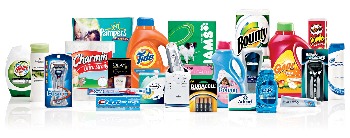 """procter gamble always russia Procter & gamble is a famous leading consumer products corporation that manufactures a wide range of products worldwide (300 brands, 140 countries) among its brands portfolio, """"always"""" is a brand of feminine hygiene products, including maxi pads."""