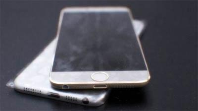 Ini Penampakan iPhone 6 dengan Bezel Tipis