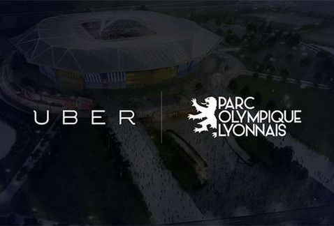 El Olympique de Lyon da marcha atrás con Uber