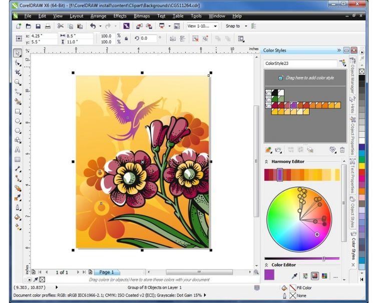 download corel draw x5 full version 64 bit