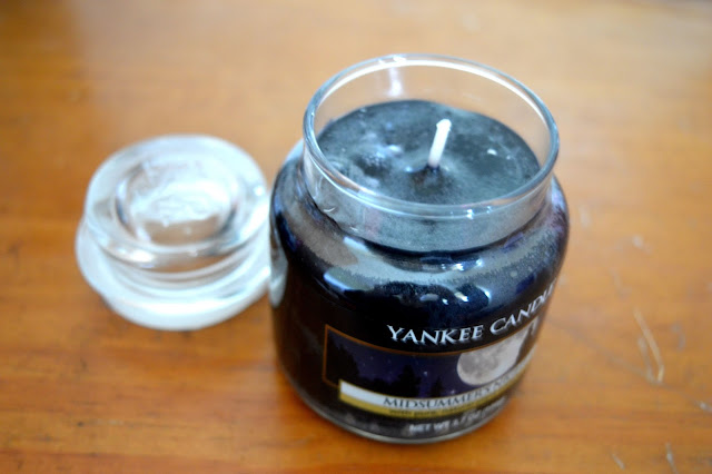 Yankee Candle Midsummer's Night Review
